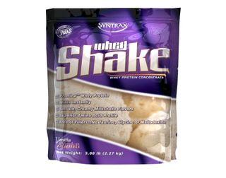 image of אבקת חלבון Whey Shake | וואי שייק 2.3 קילו + משפך מתנה