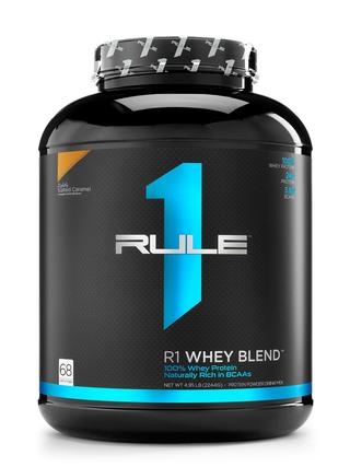 "image of אבקת חלבון Whey Blend | וואי בלנד 2.3 ק""ג + משפך מתנה"