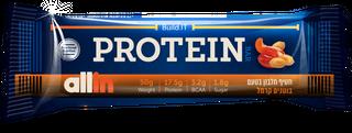 image of חטיף חלבון ALLIN   אולאין 50-60 גרם