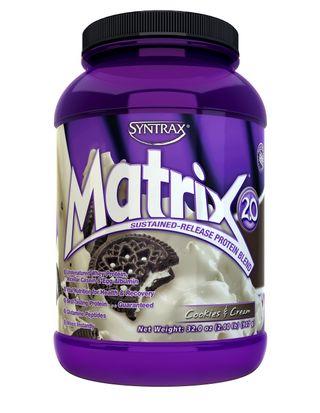 image of אבקת חלבון Matrix   מטריקס 900 גרם