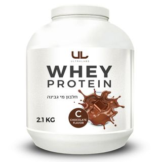 "image of אבקת Whey Protein | חלבון מי גבינה 2.1 ק""ג"