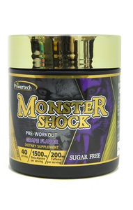 image of קדם אימון Monster Shock | מונסטר שוק 220 גרם