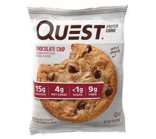 image of חטיף Protein Cookie | עוגיית חלבון 59 גרם בטעם שוקולד צ'יפס כפול