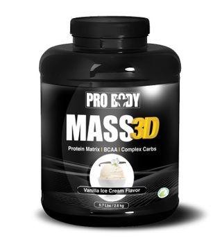 image of אבקת גיינר MASS 3D | מאס 3 די 2.6 קילו