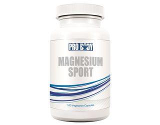 image of תוסף Magnesium Sport   מגנזיום ספורט 100 כמוסות