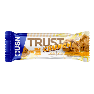 image of חטיפי חלבון Trust Crunch   קראנצ'יים 60 גרם