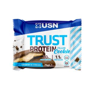image of עוגיות חלבון Trust Filled | ממולאות קרם 75 גרם