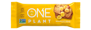 image of חטיף חלבון ONE Plant | וואן טבעוני 45 גרם בטעם בננה אגוזים