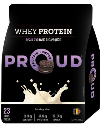 image of אבקת חלבון PROUD WPC | פראוד 759 גרם