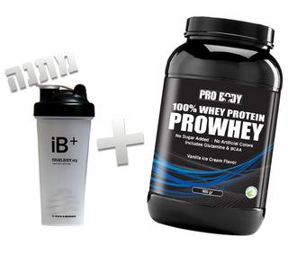 image of אבקת חלבון ProWhey | פרו וואי 900 גרם + שייקר