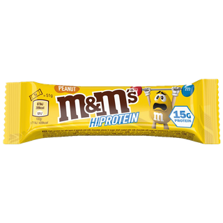 image of חטיף חלבון M&M's | אמ אנד אמ בוטנים 51 גרם