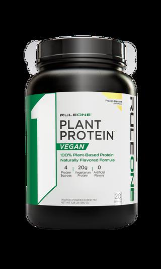 image of אבקת חלבון טבעונית Plant Protein | חלבון צמחי 20 מנות הגשה